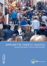Baromètre Diabète Vaud 2012